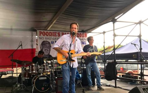 Coby Weir is getting ready to play the Allsups stage at LJT on April 26. You can expect half of his set to be a tribute to his father, Rusty Wier.