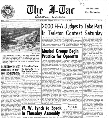 53 years ago in The JTAC