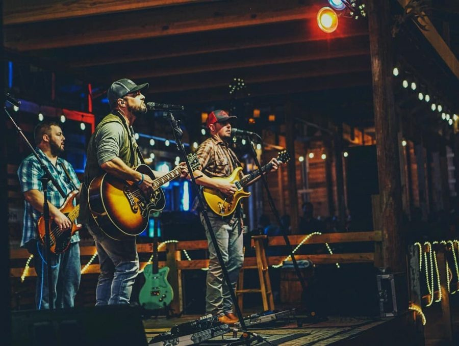 Nocona native, Tanner Fenoglio is gearing up to perform on the Hydro Pros Stage in T-Birds on April 24 during LJT.