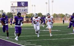 Tarleton Texans kickoff season opener with a bang
