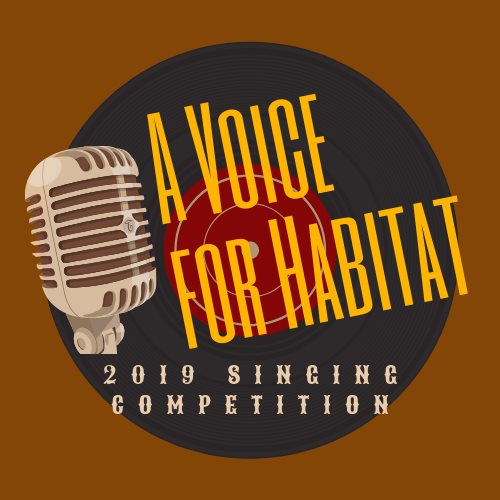 A Voice for Habitat for Humanity singing contest will be held at Twisted J in Stephenville.