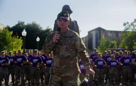 The Tarleton Military Appreciation Game is Nov. 2