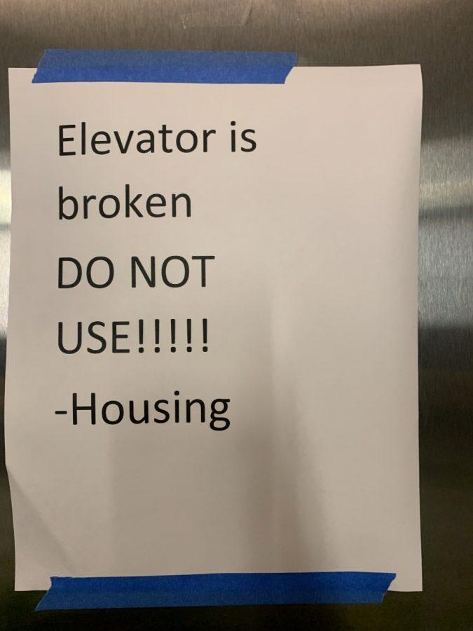 Integrity residents blame negligence for broken elevator