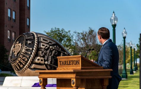 Tarleton State University memorializes class ring