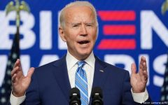 Joe Biden is the winner of the 2020 US presidential election.