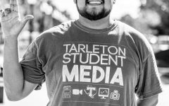 Alex Huerta says farewell to Tarleton and Student Publications