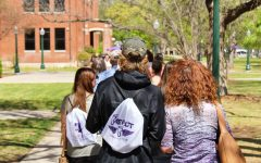 Tarleton students started finals this week. The last finals of the semester will take place on Wednesday May 11, 2021.