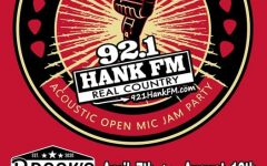 Hank's Jam is currently being hosted at Brock's Food and Drink in Granbury until August 18, 2021.