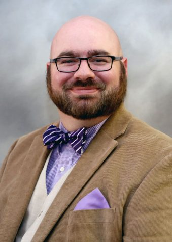Dr. Brandon Smith started teaching at Tarleton in 2017 and has received the Young Outstanding  Scientist award in Education from the American Society of Animal Science this year.